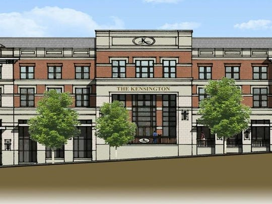 Kensington Senior Living LLC is proposing an assisted living facility on Bloomfield Avenue in Verona.