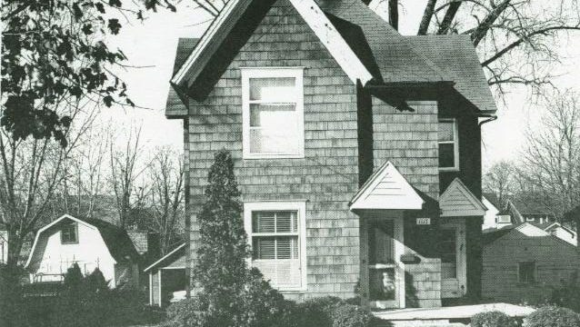 The Victorian home at 1117 N. Walnut St. will be renovated and resold. It was purchased at auction for $15,000.