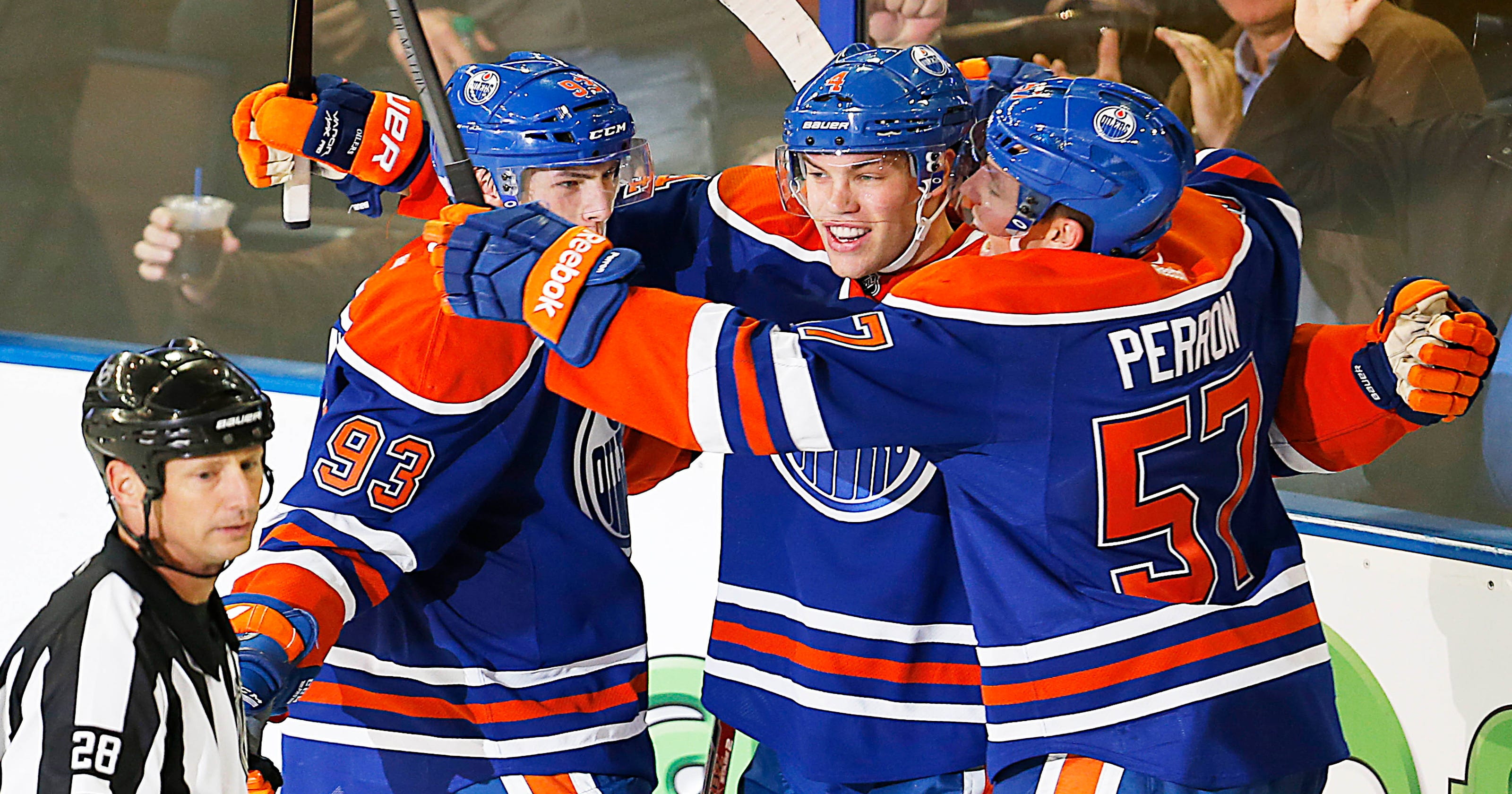 Oilers rally to push past Devils in shootout 9144fd525