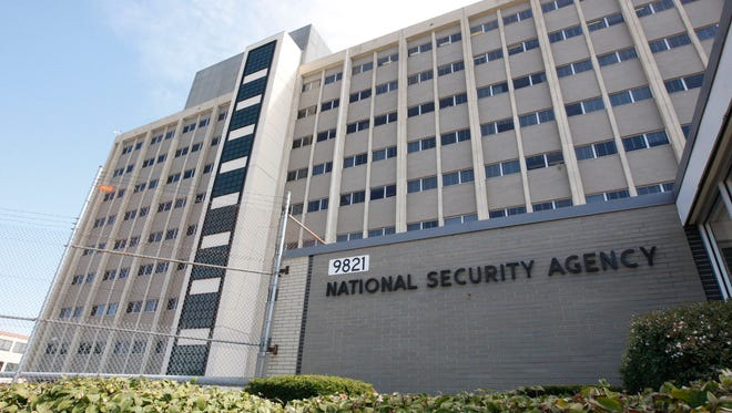 NSA headquarters at Fort Meade, Md.