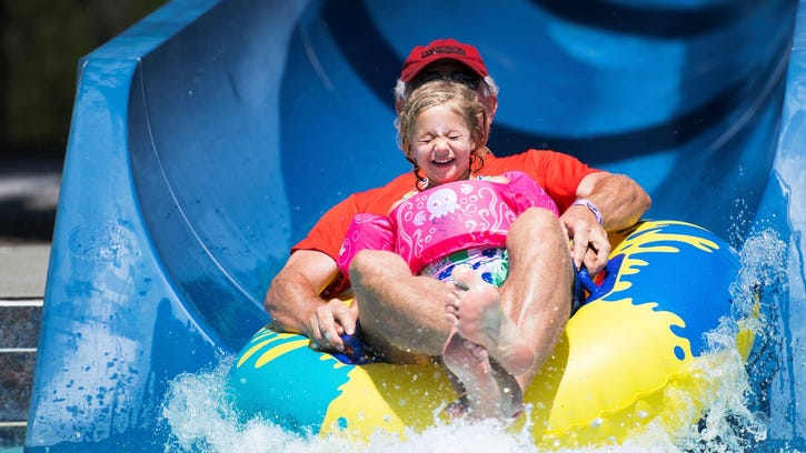 Fair, Scottish Games, waterparks offer fun in the sun this weekend