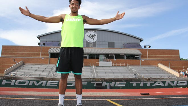 West Salem senior Tristan James is the Statesman Journal All-Mid-Valley boys track and field athlete of the year.
