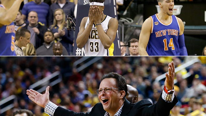 Which team has underachieved the most this year? The Pacers, the Hoosiers or the Colts?