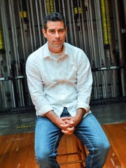 Pianist Rob Auler will perform Saturday at the Trumansburg Conservatory of Fine Arts.