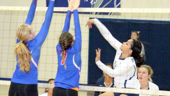 Silver High's Miah McDonald returns to the Lady Colts as one of two seniors on the squad this year.