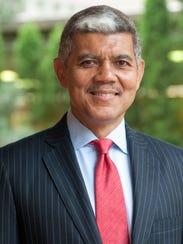 Wayne State University President M. Roy Wilson