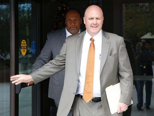 Former El Paso Associate Superintendent Damon Murphy