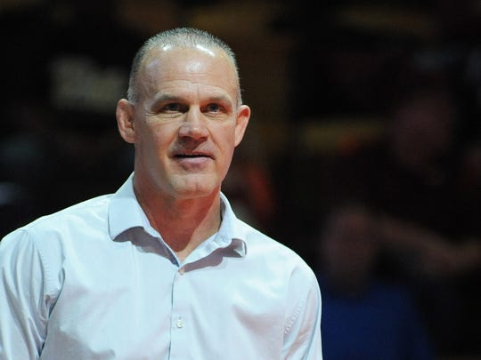 Virginia Tech's Kevin Dresser accepted Iowa State's wrestling job on Monday.
