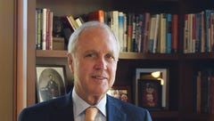 VIDEO: President Dennis Murray leaves his mark on Marist College