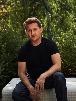 Actor Alex Winter is getting more comfortable in the world of making documentaries.
