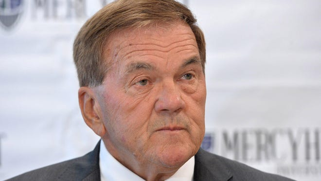 Former Pennsylvania governor and Erie native Tom Ridge.
