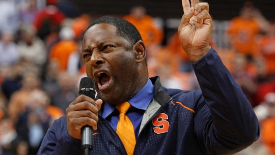 Whatever charismatic Syracuse football coach Dino Babers