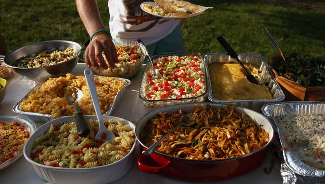 You're the chef for a potluck dinner that's part of Slow Food Indy's 2016 Annual meeting 2 to 5:30 p.m. Jan. 24 at The Platform.
