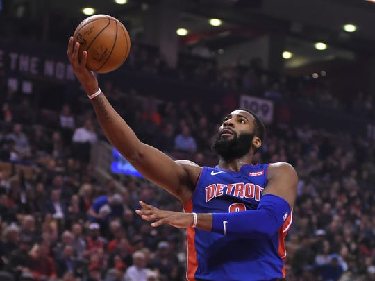 C Andre Drummond. Age: 25. Size: 6-11, 279. Contract: 3 years, $81.2 million left. Last season: 15 points, 16 rebounds, 3 assists, 52.9 percent shooting in 78 games.
