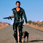 """Mel Gibson in a scene from the 1979 film """"Mad Max."""""""