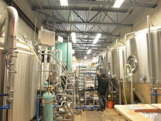 Magnify Brewing Company in Fairfield.