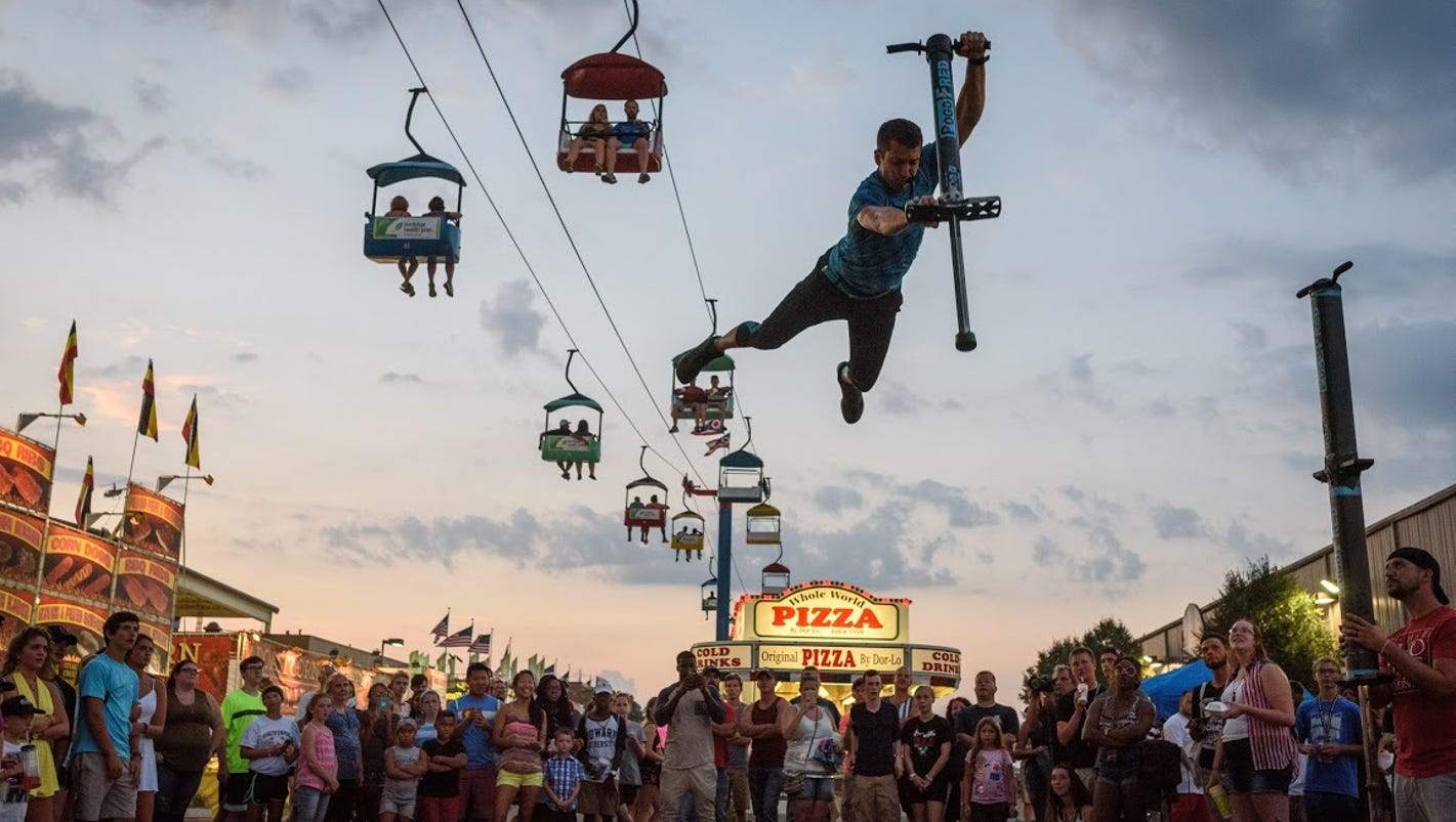 Ohio state fair starts wednesday for Craft show ohio state fairgrounds