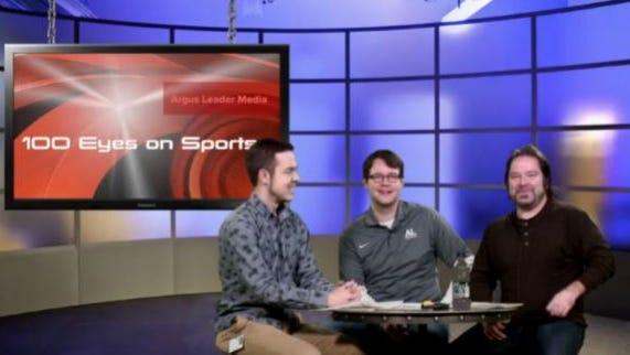 Ian Frazer, David Nicholson and Matt Zimmer review National Signing Day on #100Eyes.
