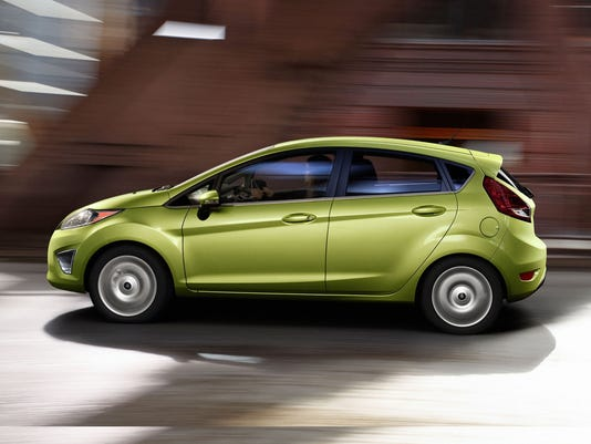 Feds probe Ford Fiesta doors that won't latch