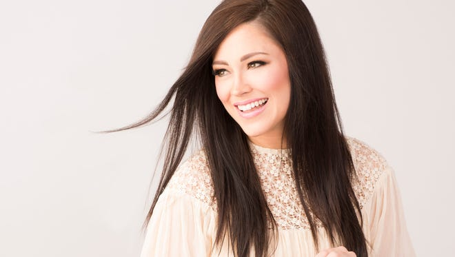 Worship leader Kari Jobe will be in Corpus Christi as part of her Garden Tour on August 25. 2017.