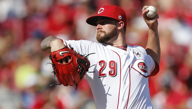 Friday's start might've helped convince the Reds that Brandon Finnegan can be a successful starter.
