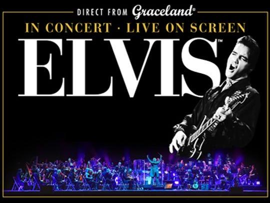 Elvis: Live in Concert