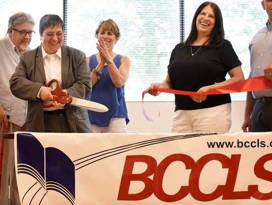 Rochelle Park Library re-joins BCCLS