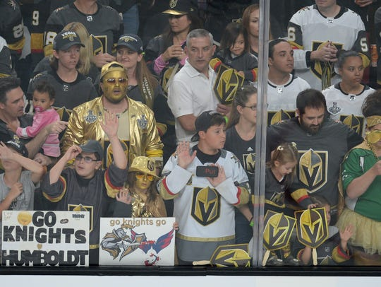 The Vegas Golden Knights surprised fans with a run to the Stanley Cup Finals in their first season.