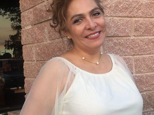 Graciela Marquina.