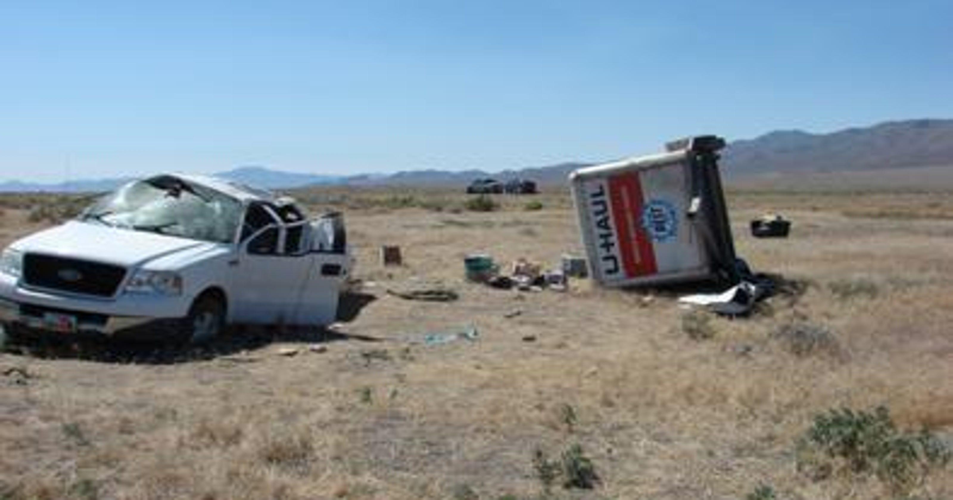 Battle Mountain crash kills mother, daughter, injures 3