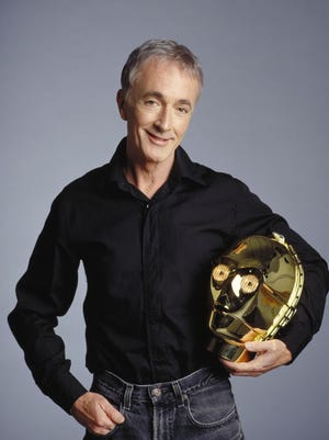 """Anthony Daniels has played protocol droid C-3PO in all seven """"Star Wars"""" movies."""
