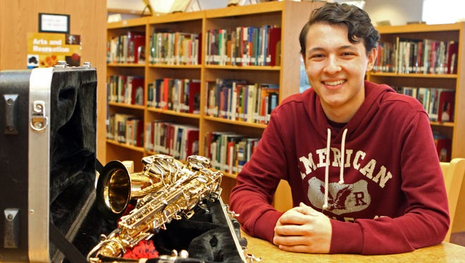 West Creek's Class of 2016 valedictorian Brandon Crite never lost sight of his dream as he battled cancer, twice since 2011.