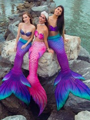 While at the festival, kids of all ages will have the opportunity tomeet a real mermaid and should be on the lookout for a few rogue pirates roaming about the festival.