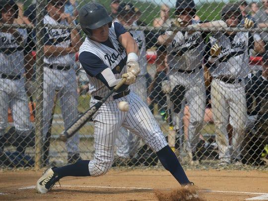 Former Ramsey baseball star Ashton Bardzell will be hoping Hartford can make a run in this year's 2018 NCAA Division I Baseball Tournament.