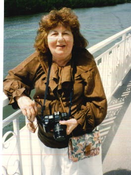 Mary-Clare Wahl had a passion for taking pictures.