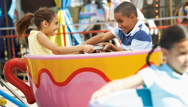 The weekend's list of family-friendly events includes a couple of fun festivals.