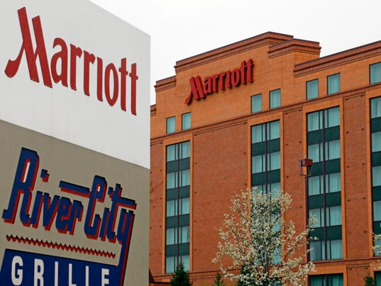 Ap Marriott Starwood Hotels F File A Usa Pa