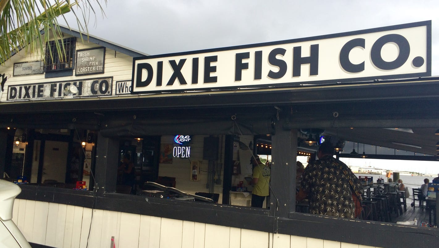 Jlb Restaurant Review Dixie Fish Co Fort Myers Beach