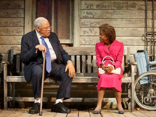 Theater-James Earl Jones-Cicely Tyson