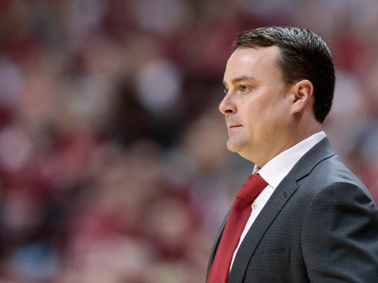 Q and A with IU coach Archie Miller, leading into appearance at Harrison High School