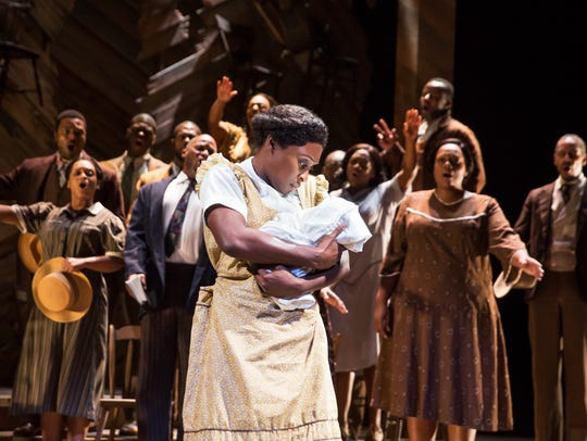 """The Color Purple"" heads to Des Moines after winning"