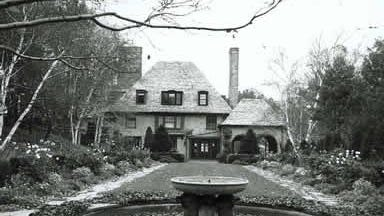 Ann Arbor's Inglis House, shown in 1947, is being considered for sale by the University of Michigan as it's no longer used and extensive renovations are needed.