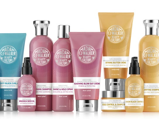 A Legacy Reborn Madam C J Walker Hair Products Are Back