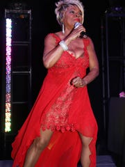 R&B and disco queen Thelma Houston performs Feb. 10 at the Steve Chase Awards Gala after-party in Palm Springs.