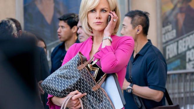 "Nicole Kidman as Gretchen Carlson in ""Bombshell."""