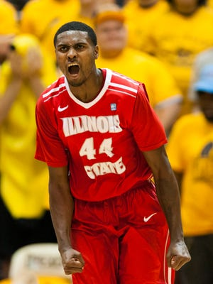 After stops at Illinois State and Texas-Arlington, Johnny Hill made land in West Lafayette.