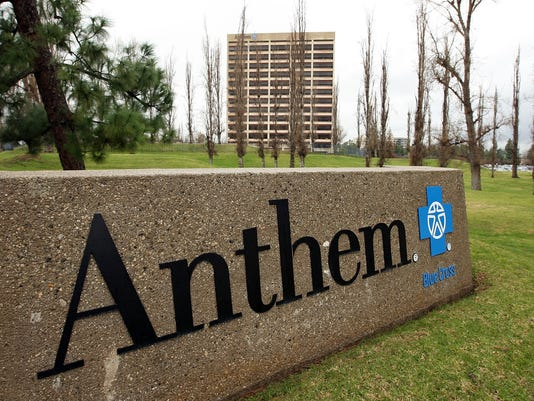 GTY HEALTH INSURANCE PROVIDER ANTHEM BLUE CROSS TO HIKE RATES A HTH USA CA