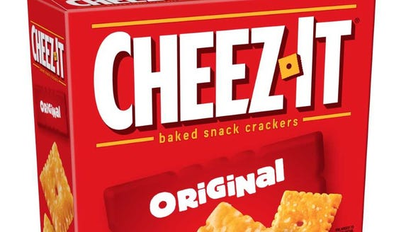 Cheez-It snack packs are a huge hit with the back-to-school