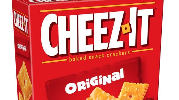 Cheez-It snack packs are a huge hit with the back-to-school crowd.