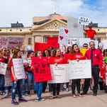Robb: How a teacher walkout may doom the tax increase they all want